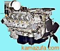 Двигатель КАМАЗ 740.13-260