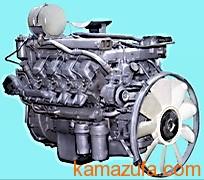Двигатель КАМАЗ 740.30-260