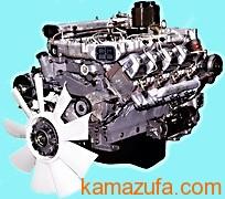 Двигатель КАМАЗ 740.51-320