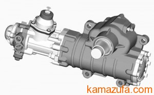 Проверка и регулировка рулевого механизма КамАЗ